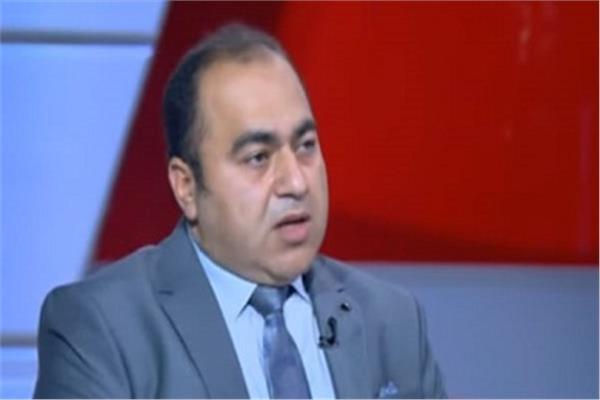 الدكتور أمجد الحداد رئيس قسم الحساسية والمناعة بالمصل واللقاح