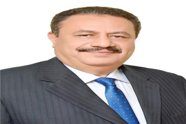 رضا عبد القادررئيس مصلحة الضرائب المصرية