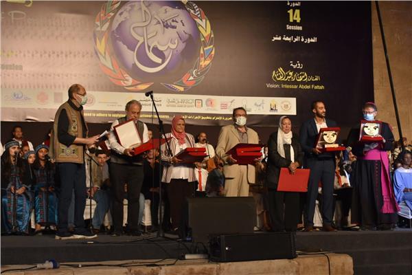 حالة طقسية صوفية جديدة في مهرجان سماع الدولي