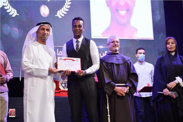 «الجروان» يشهد حفل توزيع جوائز مسابقة الأفلام القصيرة «نحو حياة أفضل»