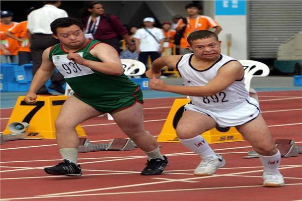 فاعليات الدورة التدريبية الاساسية لألعاب القوى للاولمبياد الخاص