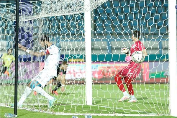 صورة من مباراة الكأس
