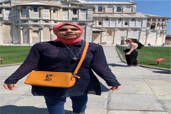 الكفيفة المصرية داليا