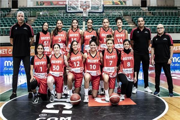 منتخب سيدات السلة