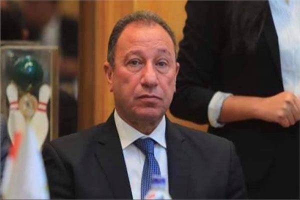 محمود الخطيب رئيس الأهلى