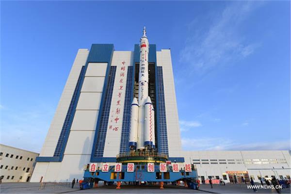 الصين تستعد لإطلاق المركبة الفضائية المأهولة «شنتشو-13»