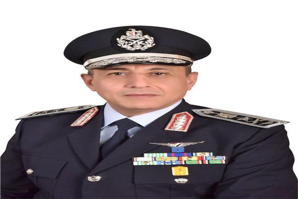 الفريق محمد عباس حلمي - قائد القوات الجوية