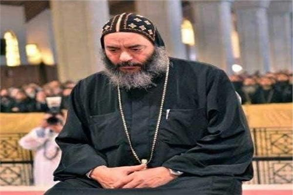 وفاة اسقف المحلة الانبا كاراس