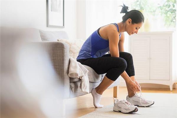 للسيدات| للحصول على وزن مثالي.. تعرفي على أفضل التمارين الرياضة المنزلية