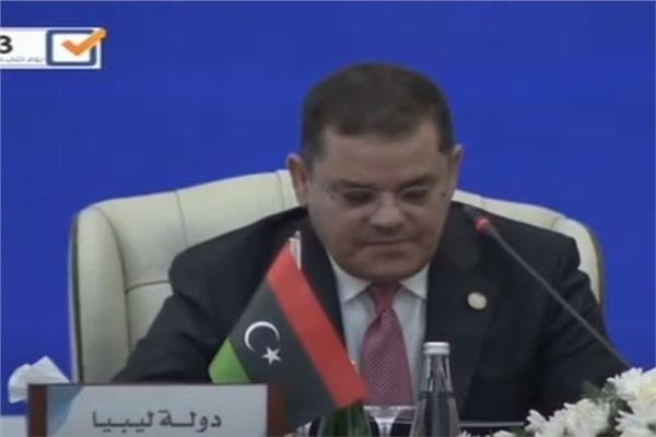 رئيس الحكومة الليبية: جهود الدول الشقيقة والصديقة ساهمت في وقف الحرب