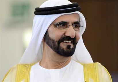 محمد بن راشد ال مكتوم