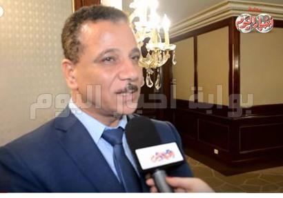 الكاتب الصحفى / جمال حسين
