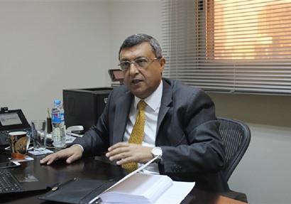 وزير البترول الاسبق المهندس اسامة كمال
