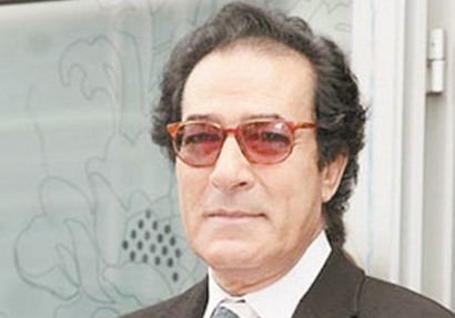 وزير الثقافة الأسبق الفنان فاروق حسني