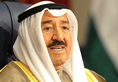 الشيخ صباح الأحمد الجابر الصباح