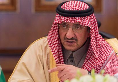 ولي العهد السابق محمد بن نايف