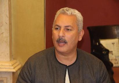 نقيب الفلاحين حسين عبدالرحمن