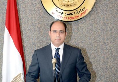 المتحدث باسم الخارجية أحمد أبو زيد