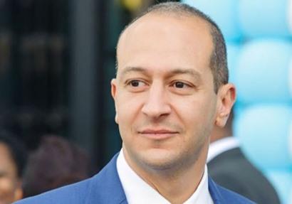 شريف البحيري - رئيس قطاع المشروعات الصغيرة في بنك مصر