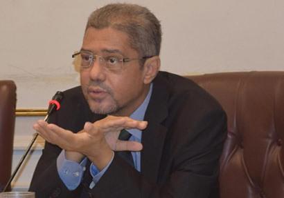 ابراهيم العربي - رئيس غرفة القاهرة التجارية