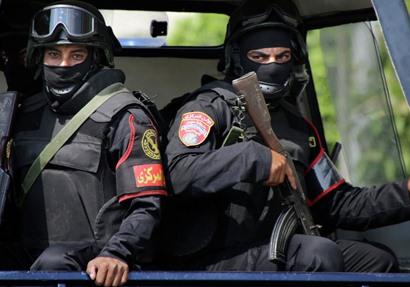 قوات الأمن - صورة أرشيفية