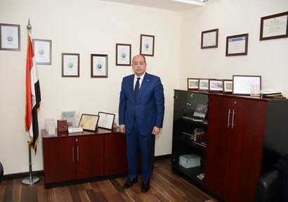 محمد فرج - رئيس الخدمات البنكية الإلكترونية بالبتك