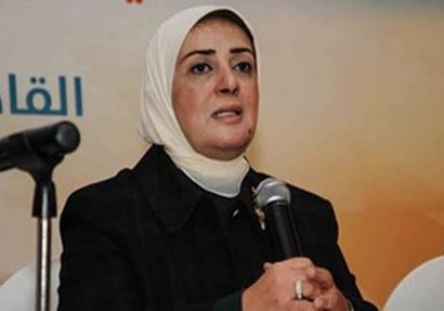 نائب وزير الصحة والسكان  د. مايسة شوقي