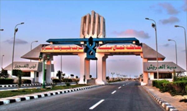 القبض على 29 مشتبه بهم في حملة أمنية بشمال سيناء
