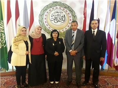 سك العملة تشارك في الملتقي الأول للقيادات العربية الشابة بجامعة الدول