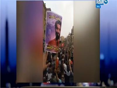 شاهد| «الصعايدة» يحتفلون بـ«محمد صلاح» بطريقتهم الخاصة