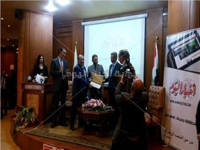 نجوم الصحافة في احتفال «بوابة أخبار اليوم» بإطلاق نسختها الجديدة