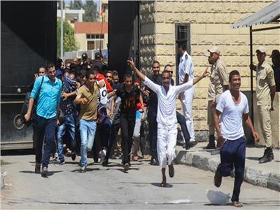 مصادر: أندور ناصف وإسلام فؤاد ضمن الشباب المفرج عنهم