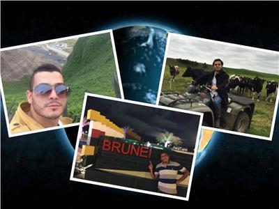 حكايات| مصريون على حدود الكوكب.. أحدهم «سندباد» يعيش مع «البيروفيين»