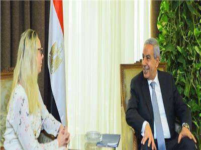 قابيل: برامج تمويلية جديدة للبنك الإفريقي بالسوق المصري