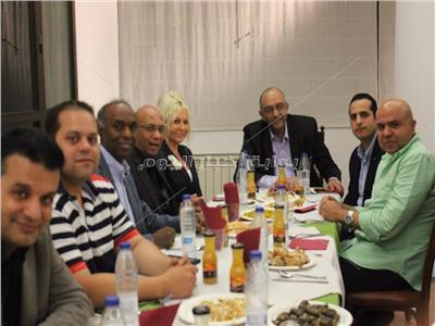 صور  حفل إفطار الجالية المصرية في إسبانيا