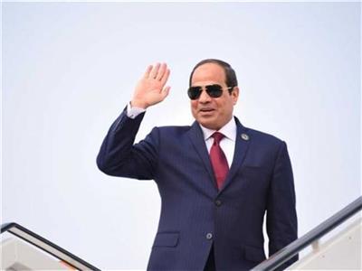 الرئيس السيسي للجالية المصرية بفرنسا: عيدكم سعيد وتحيا مصر