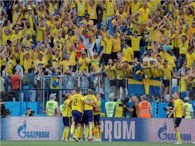 روسيا 2018| السويد تتقدم على كوريا بالهدف الأول «فيديو»