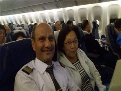 حكايات| لماذا تصر سيدة صينية على لقاء «مضيف مصري» بمطار جوانزو؟
