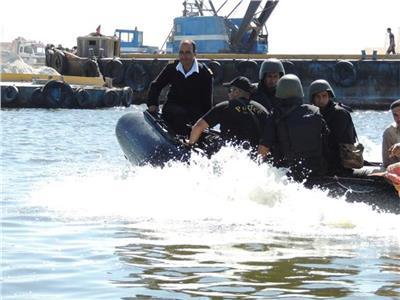شرطة البيئة تظبط 300 قضية متنوعة وتزيل تعديات على النيل