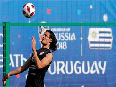 روسيا 2018| كافاني يعود لتدريبات أوروجواي.. وفرص مشاركته أمام فرنسا «ضئيلة»