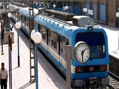 عاجل  خروج عربتى مترو عن القضبان بمحطة المرج دون وقوع إصابات