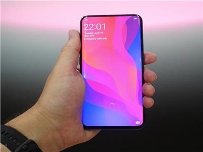 «oppo find x» المستقبل في هاتف