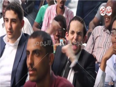 فيديو| المصريون يحتفلون ببطل كأس العالم