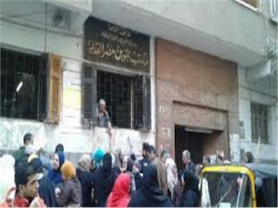 فتح مكتب خدمة المواطنين بديرمواس لتخفيف الزحام في إضافة المواليد