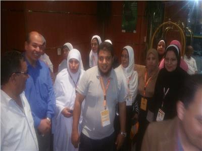 بدء تفويج الحجاج المصريين من المدينة إلى مكة بإشراف البعثات