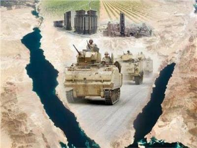 «سيناء» تتحدى مخططات «العزل والتقسيم».. والقوات المسلحة تقوض «الإرهاب»