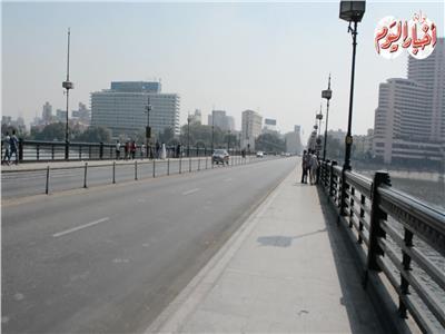 فيديو |  هدوء مروري في شوارع القاهرة أول أيام عيد الأضحى