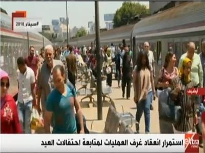 «النقل»: 182 ألف مقعد إضافي لعودة المواطنين من إجازات العيد