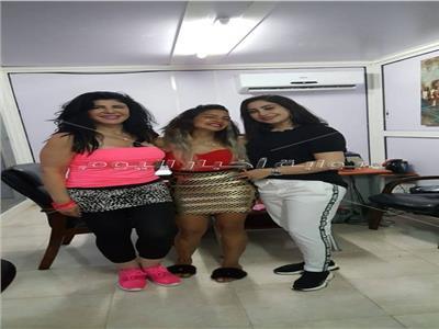 صور| للسيدات فقط..بوسي تشعل حفل العيد في «لافام مارينا»