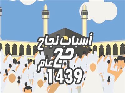 فيديوجراف| بالأرقام.. لماذا نجح تنظيم حج 1439هـ؟